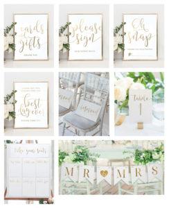Wedding Reception pack